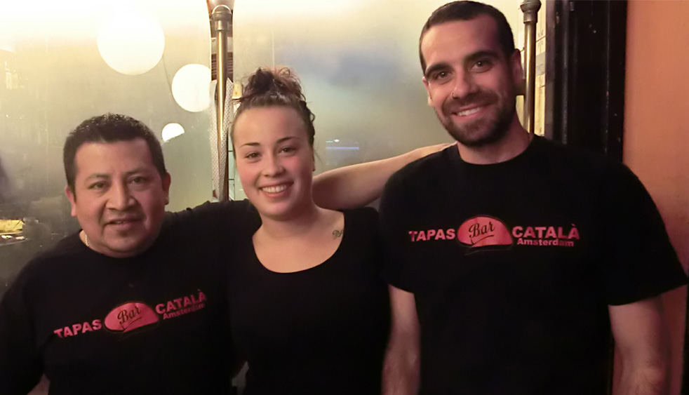 Tapas Bar Català Team